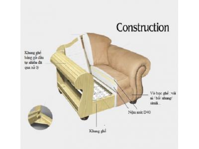 Cần dựa vào đâu để có thể đánh giá được một bộ sofa chất lượng