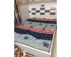 Thanh lý giường 1m6 cũ giá rẻ mới 95%