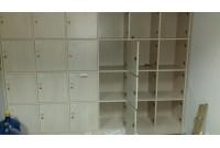 Thanh lý tủ locker MDF 24 ngăn 2m4x1m6