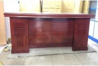 Thanh lý bàn giám đốc cũ màu nâu ms 581