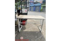 Thanh lý bàn làm việc chân K giá rẻ tại TpHCM MS945