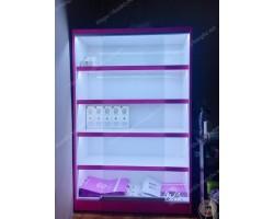Thanh lý tủ kệ trưng bày mỹ phẩm nhỏ giá rẻ