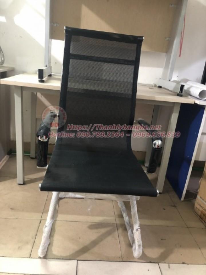 Thanh lý ghế chân quỳ lưới lưng cao giá rẻ