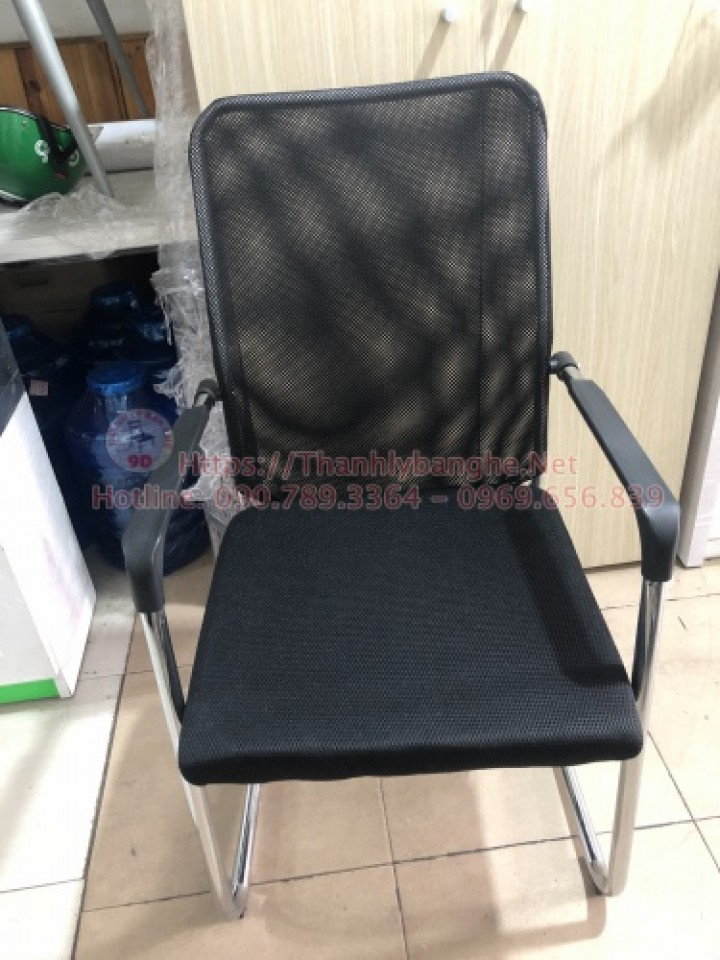 Thanh lý 20 ghế chân quỳ lưới nhân viên cũ