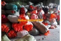 Thanh lý 2 nghìn tấn vải vụn giá rẻ