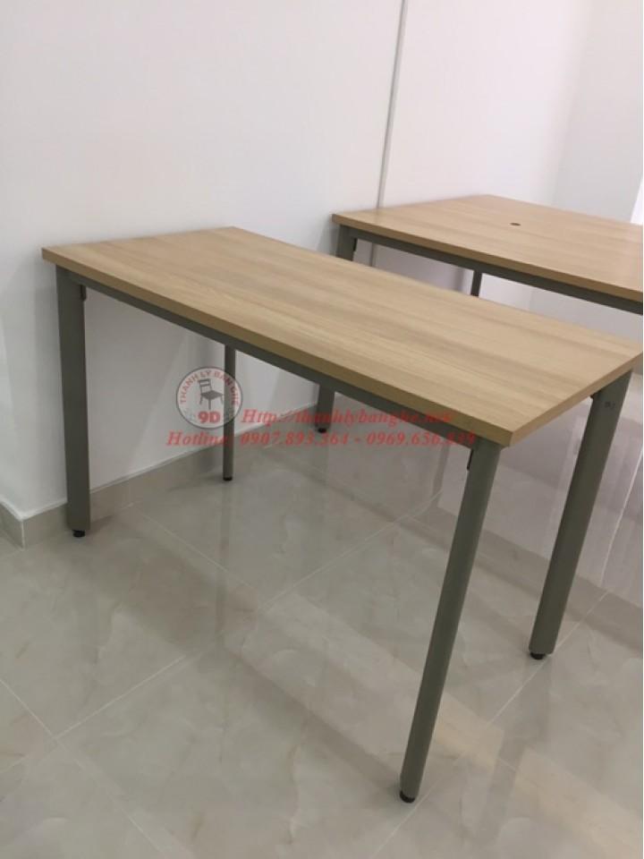 Thanh Lý Bàn Văn Phòng - Bàn Chân Sắt 1m2 Cũ