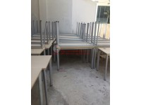 Mua bán bàn làm việc chân sắt cũ giá rẻ tại TpHCM