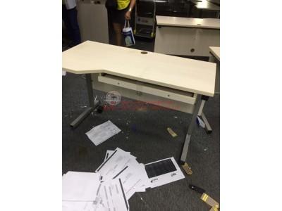 Mua thanh lý bàn làm việc nhân viên cũ giá rẻ và đẹp tại TpHCM