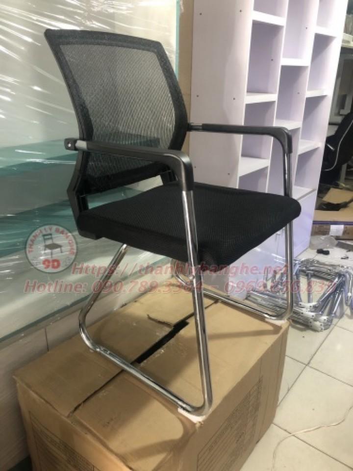 Thanh lý 20 ghế chân quỳ lưới nệm vải giá rẻ