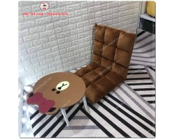 Ghế bệt Tatami, Ghế lười ,Ghế thư giãn, ghế đọc sách
