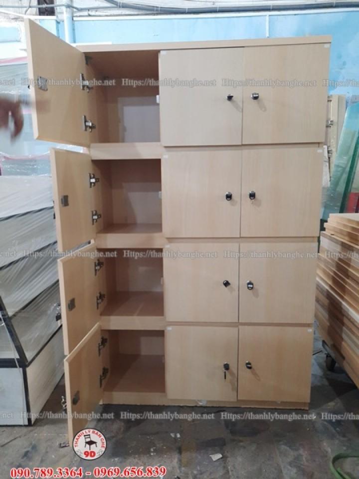 Tủ Locker 12 ô cũ giá rẻ tại TpHCM
