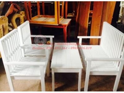 Thanh lý bàn ghế cafe cũ giá rẻ tại TpHCM