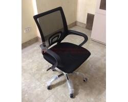 Thanh lý 70 ghế xoay văn phòng lưng lưới mới 90%
