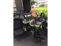 Ghế văn phòng cũ thanh lý giá rẻ tại TpHCM