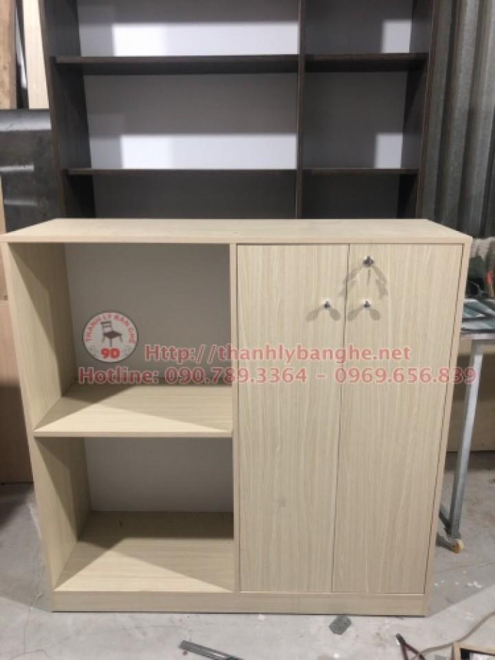 Tủ hồ sơ văn phòng 1m2 thanh lý MS810