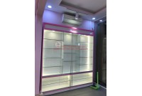 Thanh lý, thu mua tủ kính trưng bày cũ tại các quận TpHCM.