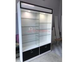 Thanh lý cửa kiếng trưng bày cửa kính lùa 2m2