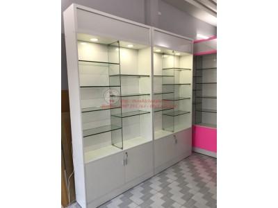Dịch vụ thiết kế tủ kiếng, tủ nhôm kính, tủ kệ bán hàng giá rẻ tại TpHCM