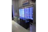 Thanh lý tủ trưng bày mỹ phẩm ốp lưng tráng thuỷ