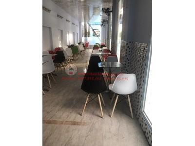 Thi công thiết kế nội thất quán cafe tại Thanh Lý 9D