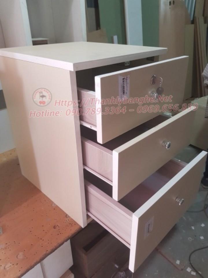 Thanh lý hộc tủ cabinet hồ sơ cũ giá rẻ