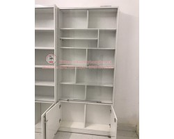 Bán tủ kệ trưng bày mỹ phẩm nhỏ giá rẻ