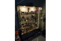 Thanh lý tủ trưng bày mô hình cũ giá rẻ