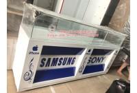 Thanh lý tủ trưng bày điện thoại giữa nhà cũ giá rẻ