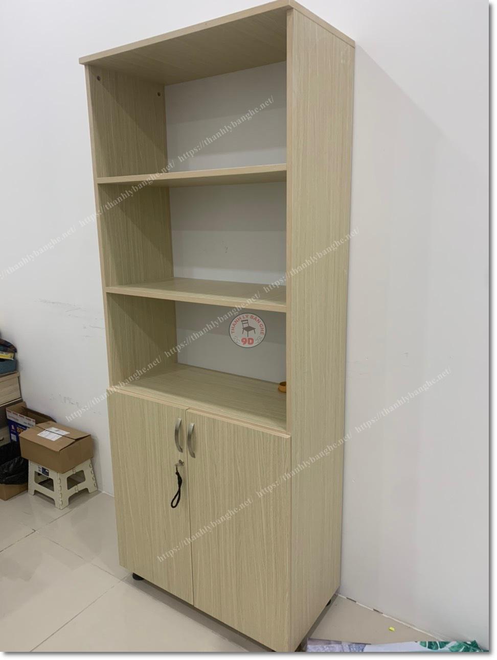 Tủ hồ sơ thanh lý 80 x 1m2