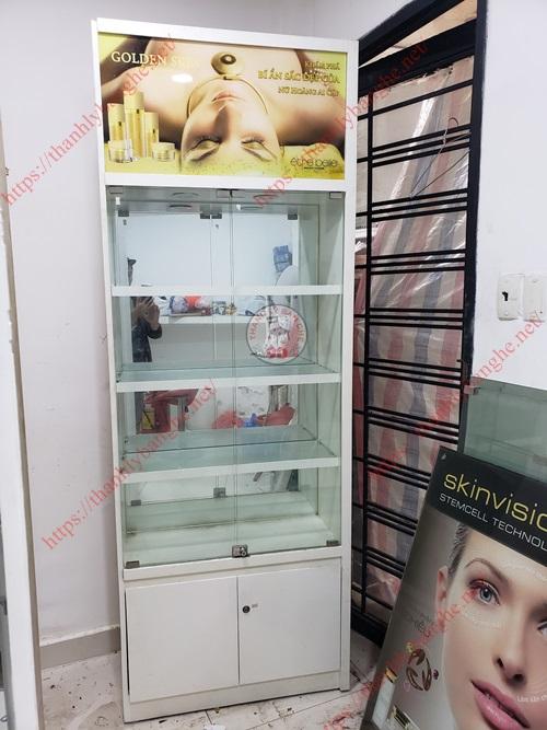 Tủ mỹ phẩm thanh lý giá rẻ tại TpHCM MS897