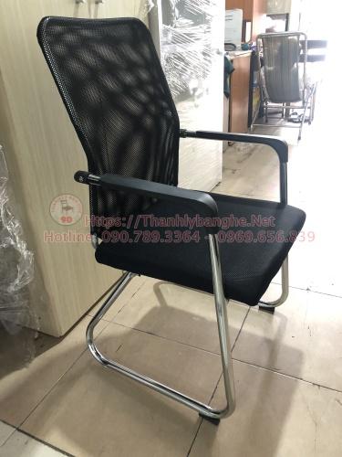 Thanh lý 20 ghế chân quỳ lưới nhân viên cũ MS864