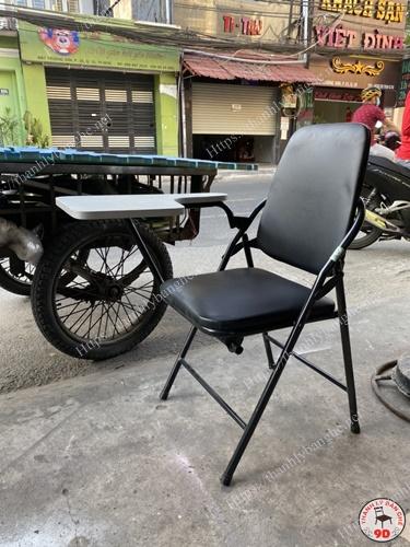 Ghế xếp liền bàn thanh lý giá rẻ MS935