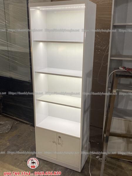 Kệ trưng bày, kệ sách, kệ mỹ phẩm spa giá rẻ MS980