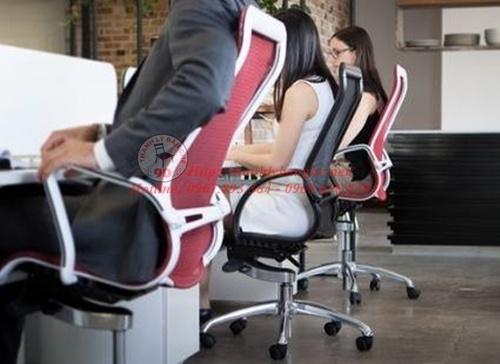 thanh lý ghế văn phòng cũ tại TP.HCM