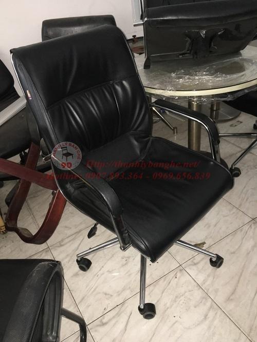 Thanh lý ghế xoay giám đốc, trưởng phòng Simili