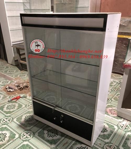 Thanh lý tủ kính trưng bày Mini