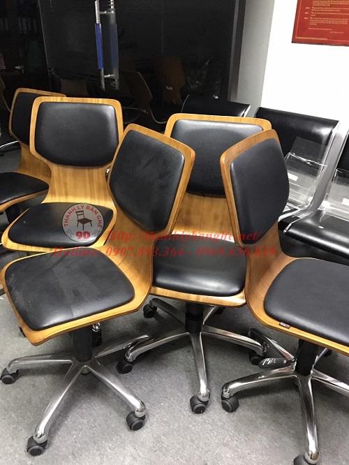 Thanh lý ghế xoay văn phòng