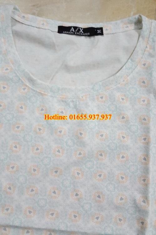 Bỏ sỉ áo thun cotton