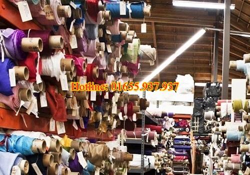 Vải cây thanh lý giá rẻ