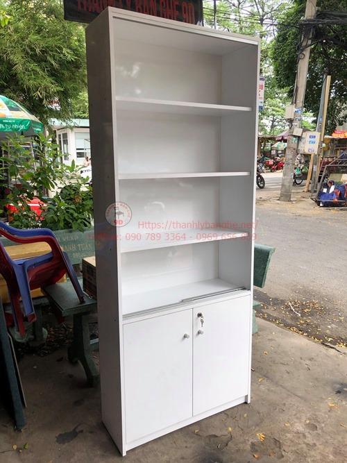 Tủ kệ ván thanh lý giá rẻ tại TpHCM MS870
