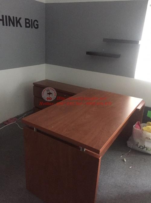 Thanh lý bàn làm việc giám đốc 1m8x80