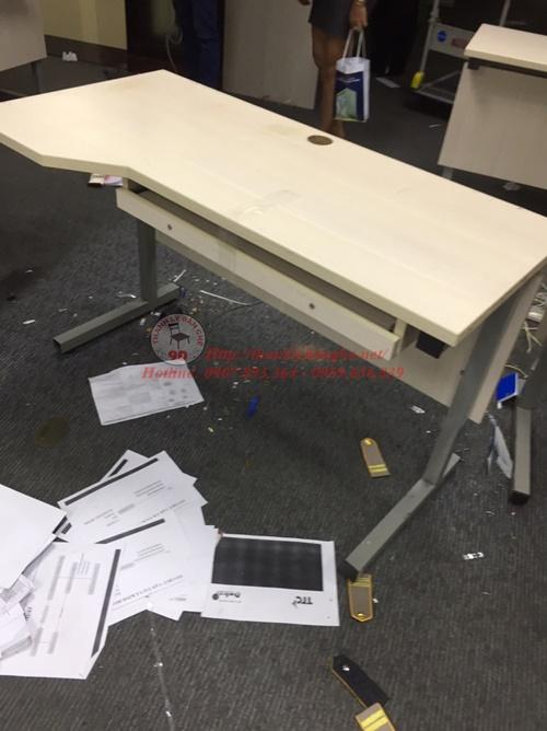 Thanh lý bàn ghế cũ giá rẻ tại TP.HCM