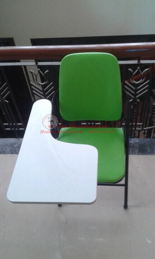 Ghế xếp liền bàn cũ thanh lý giá rẻ tại TpHCM