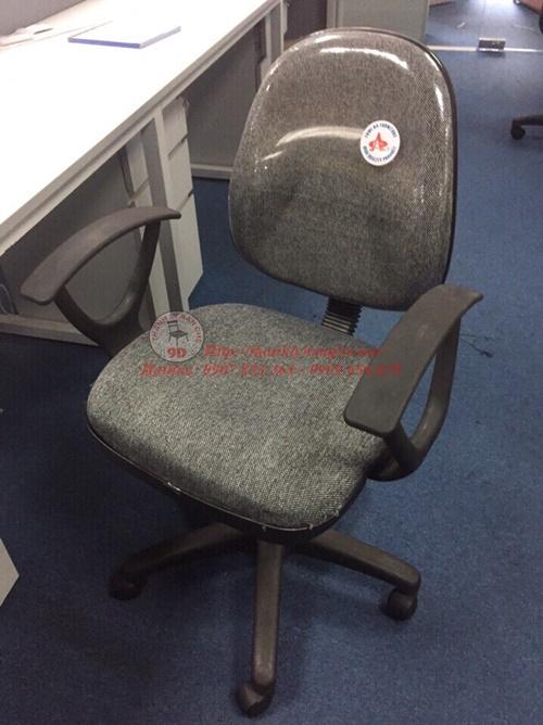 mua ghế văn phòng cũ giá rẻ tại TpHCM