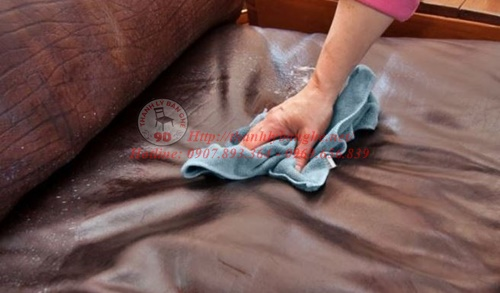 làm sạch sofa đơn giản