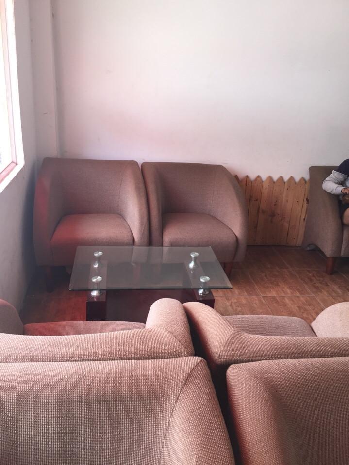 bộ sofa cafe thanh lý
