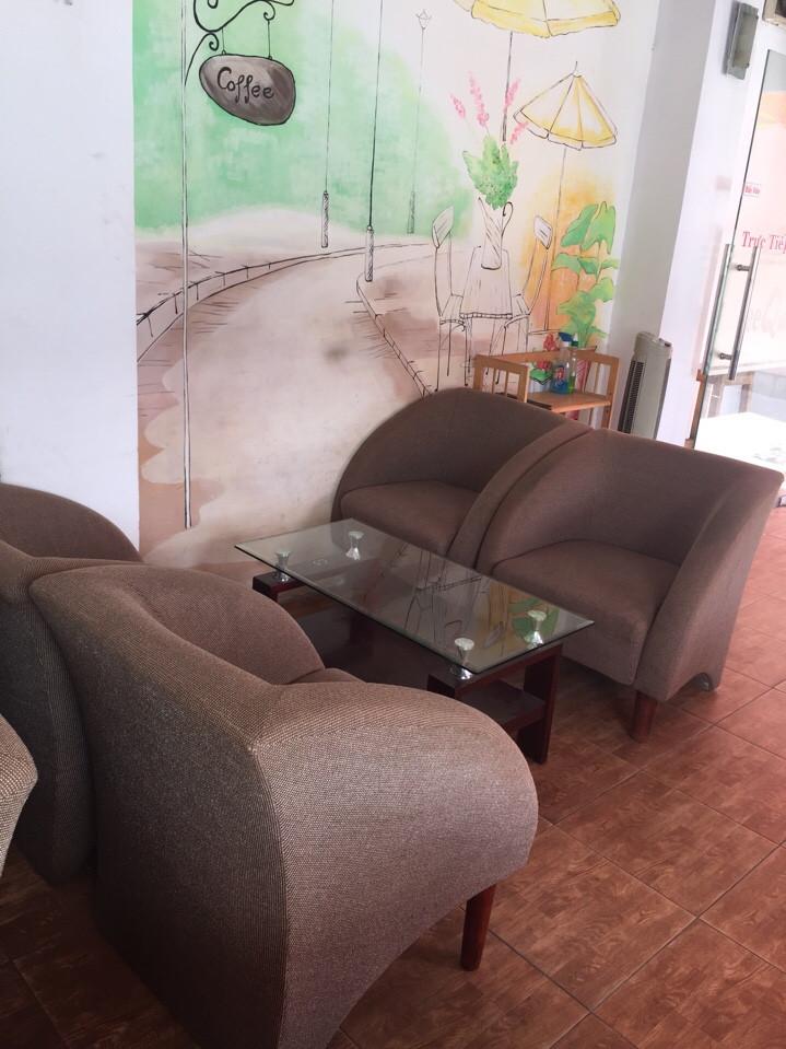 thanh lý sofa cafe cũ