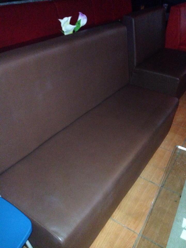 sofa cafe 1m4 cũ