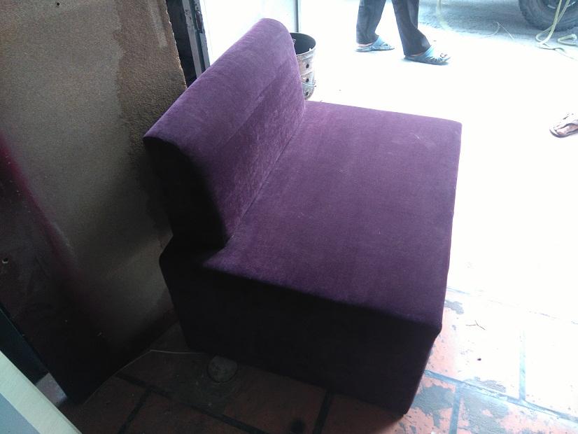 sofa đơn cafe cũ
