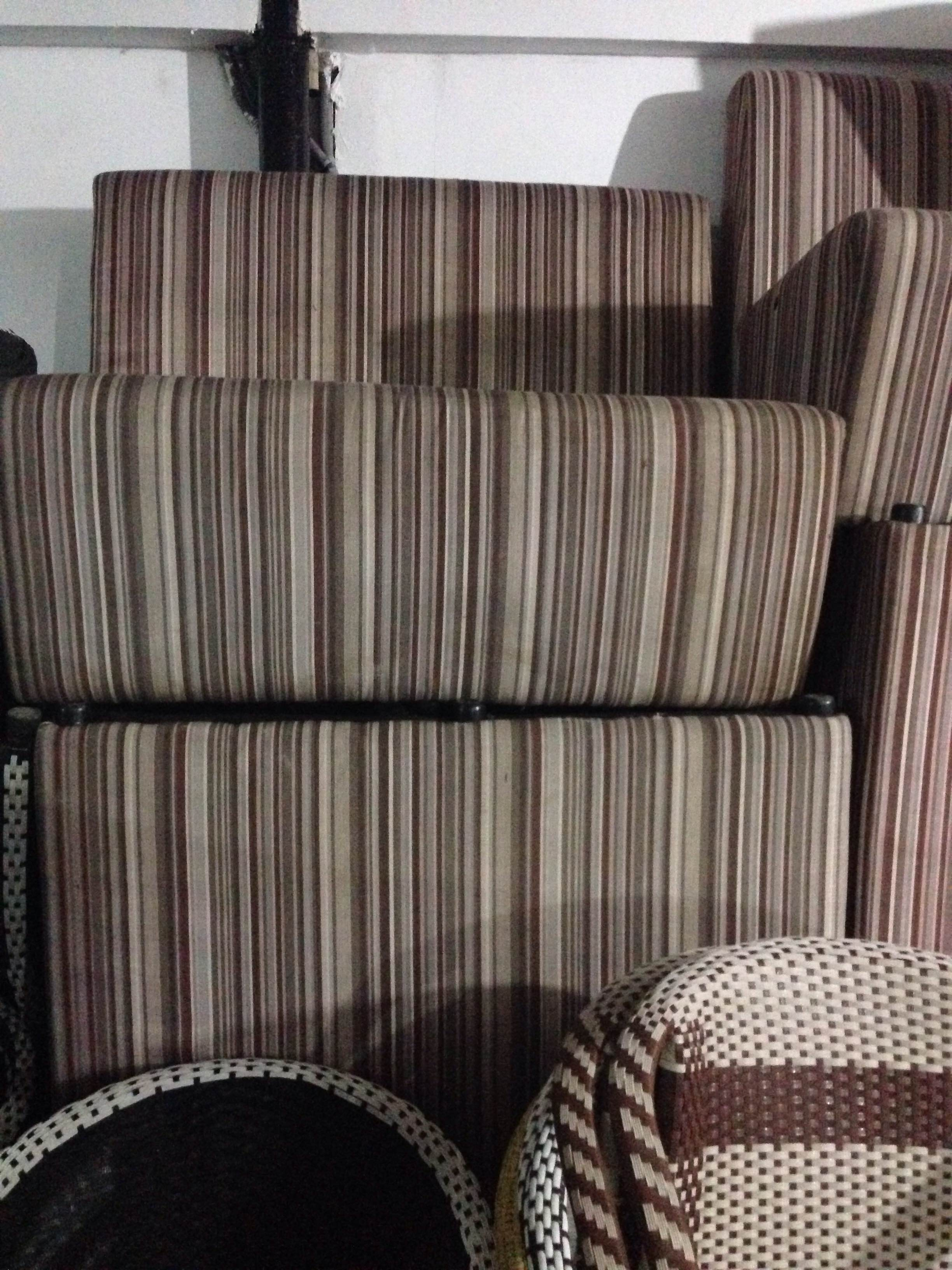 sofa đôi cafe thanh lý